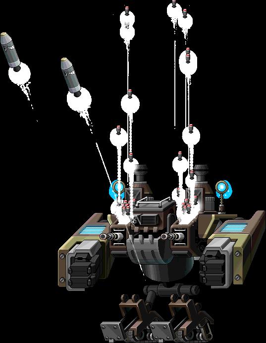 maplestory machine gun