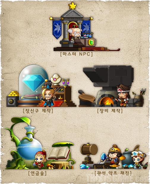 [1.2.356] MapleStory Chaos 1 - Return Of The Heroes Maplechaos-professionskillnpcs