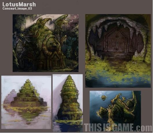 Dragon Nest SEA - Lv Cap 50 - Lotus Marsh + Archbishop Nest + 3er Job - Update 2012 Lotusmarsh_concept1